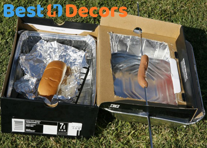 How to Make a Solar Oven Out of a Shoebox