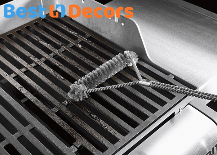 How to Clean Grill Grates Weber