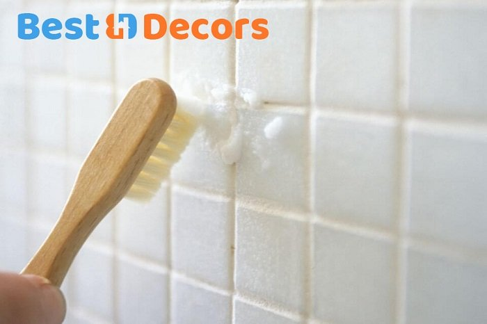 How to Remove Baking Soda Residue from Tile