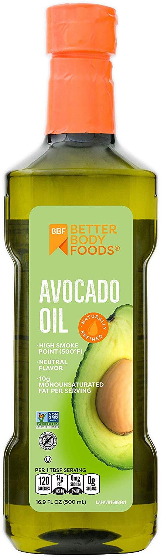 BetterBody Foods 100% Pure Avocado Oil