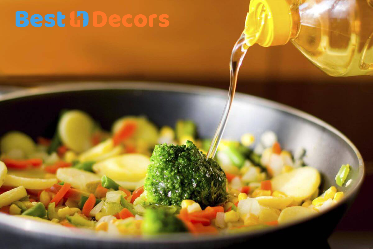 Best Cooking Oil for High Heat