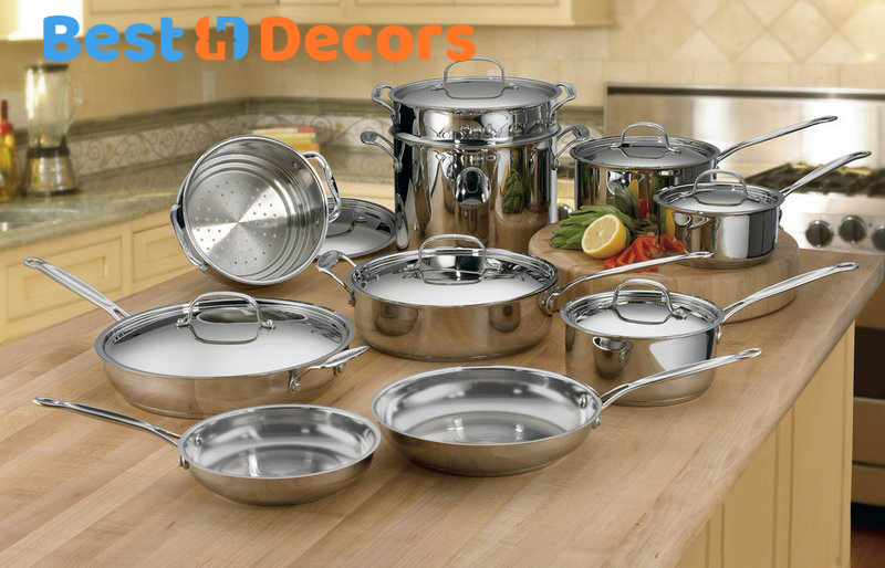 Best Stainless Steel Cookware Brands