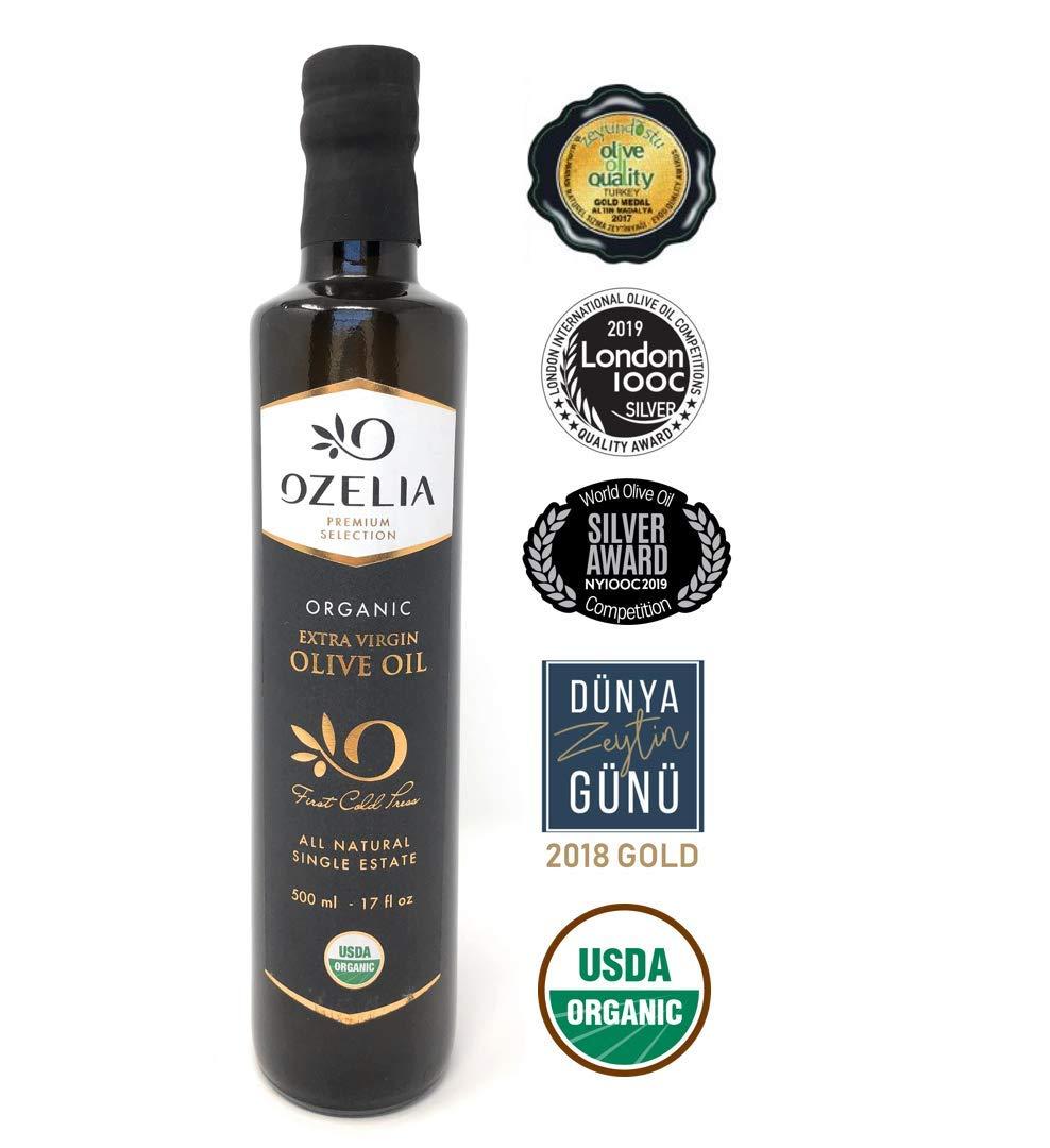 Global Award-Winner Extra Virgin Olive Oil by OZELIA