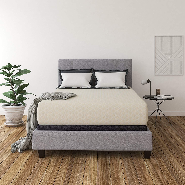 Ashley Furniture Signature Design - 12 Inch Chime Express Memory Foam Mattress