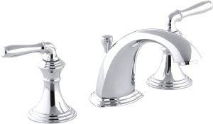 KOHLER Devonshire 2-Handle Widespread Bathroom Faucet