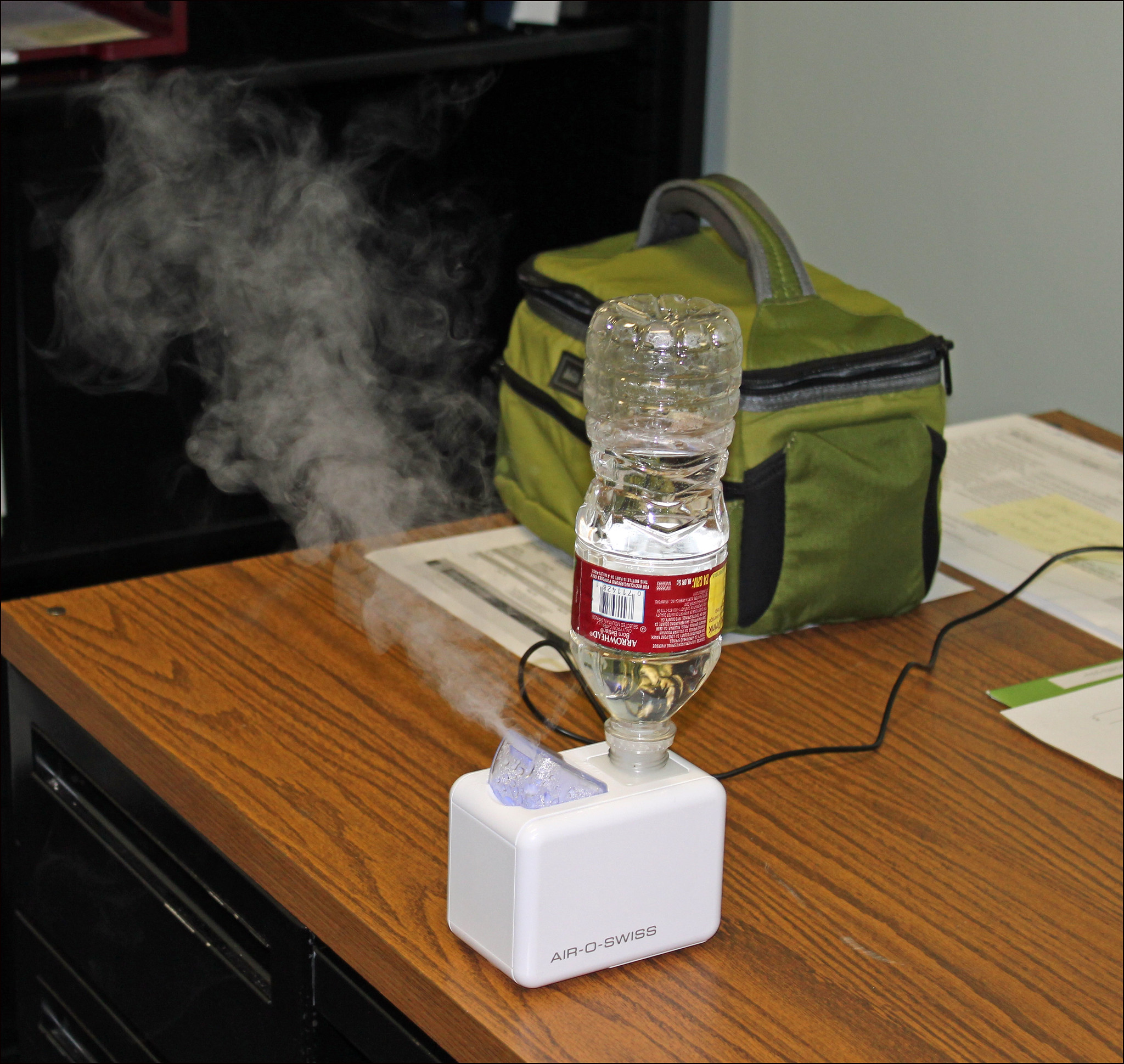 Where to Put a Humidifier in the Office