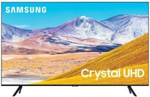 SAMSUNG 65-inch - 4K UHD HDR Smart TV (8000 Series)