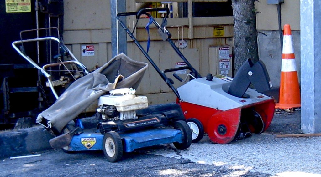 Single-stage Electric Snowblowers​