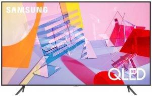 SAMSUNG Class QLED Q60T Series - 4K UHD Dual LED Quantum HDR Smart TV