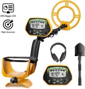 RM RICOMAX Professional Metal Detector GC-1037