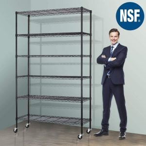 Storage Metal Shelf Wire Shelving Unit