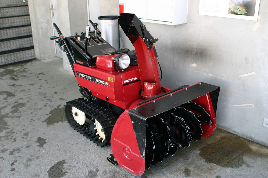 Two-stage Gas Snow Blowers