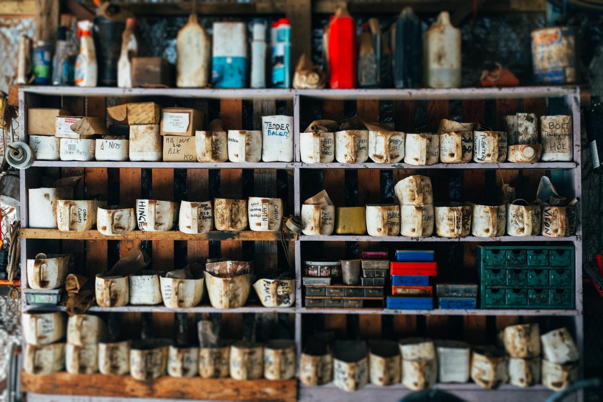 Best Shelves for Garage