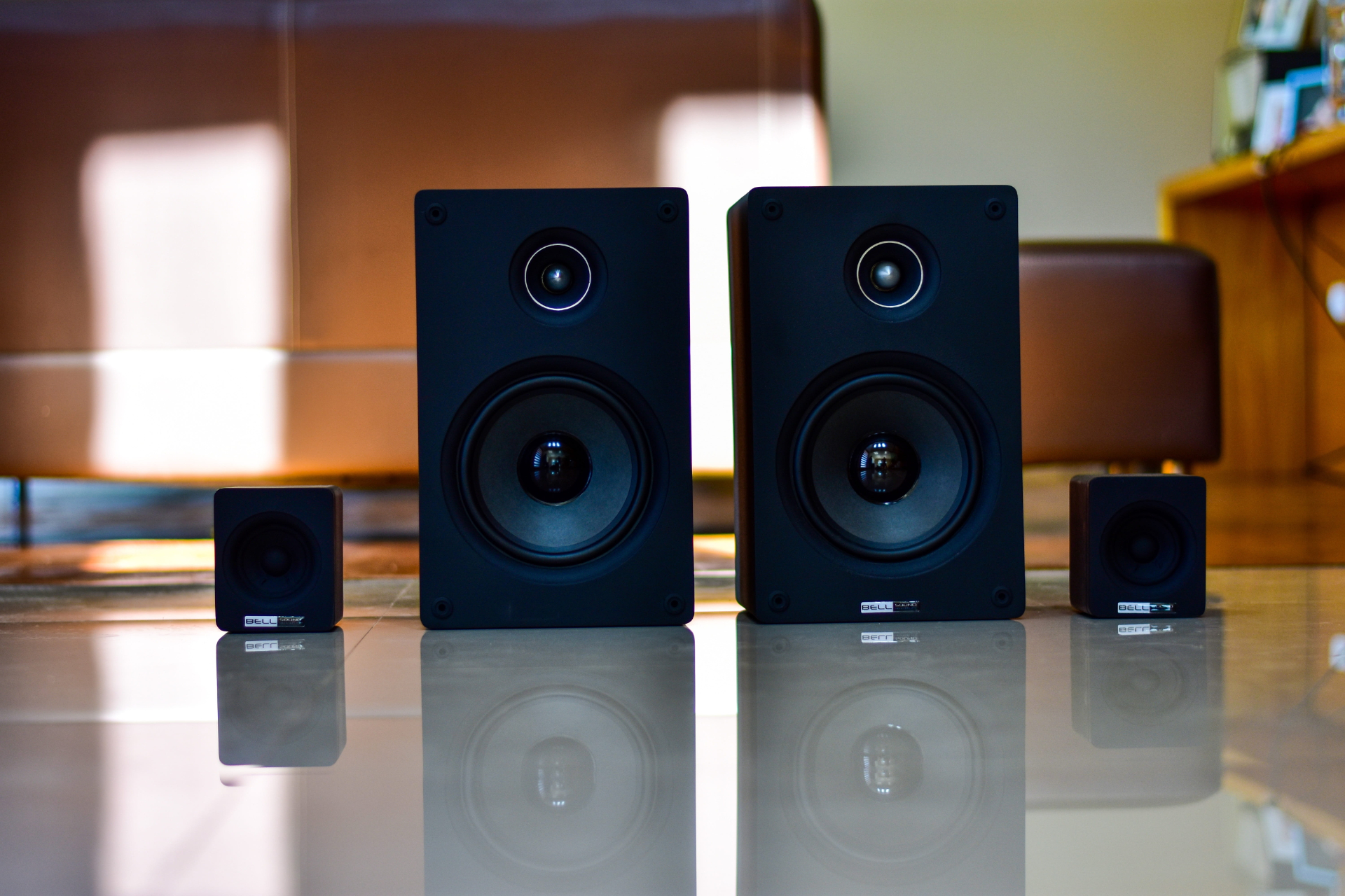 Where to Put Speakers in a Room