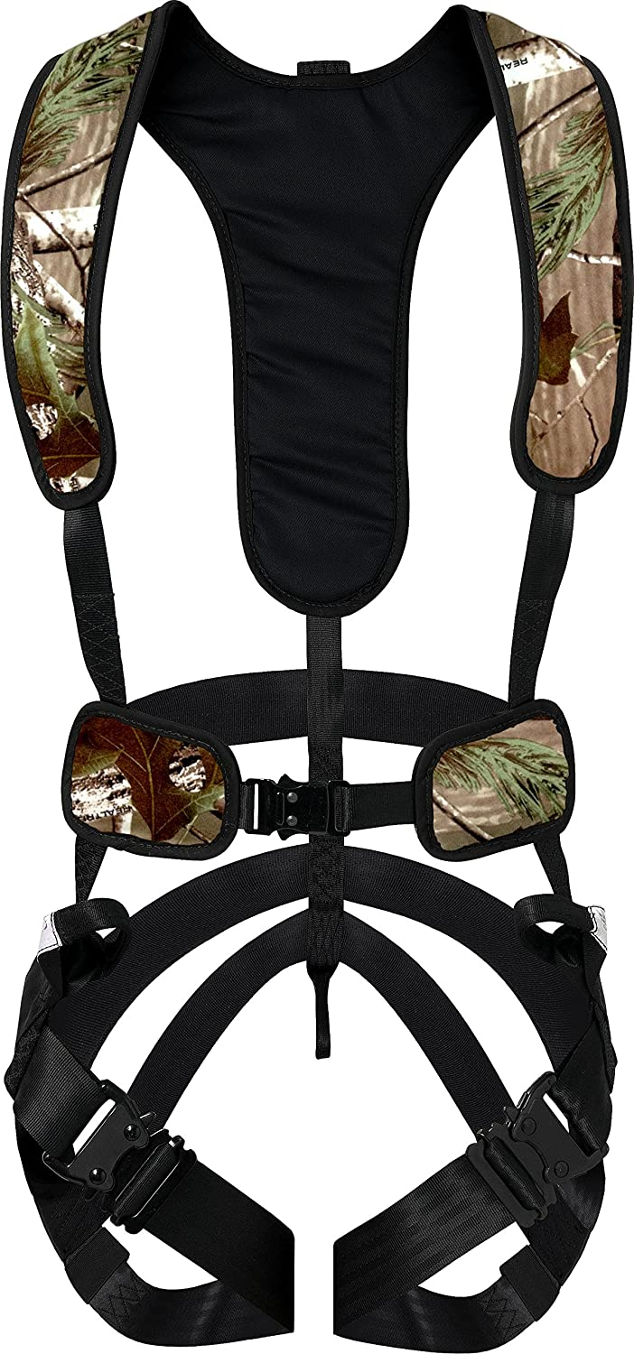 Hunter Safety System X-1 Bowhunter Treestand Safety Harness. Best Hunter Safety Harness