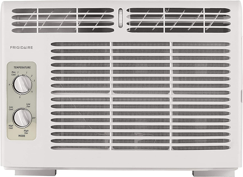 Frigidaire 5,000 BTU Window-Mounted Mini-Compact Air Conditioner