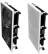 9. OSD Audio 350W In-Wall Home Theater Subwoofer