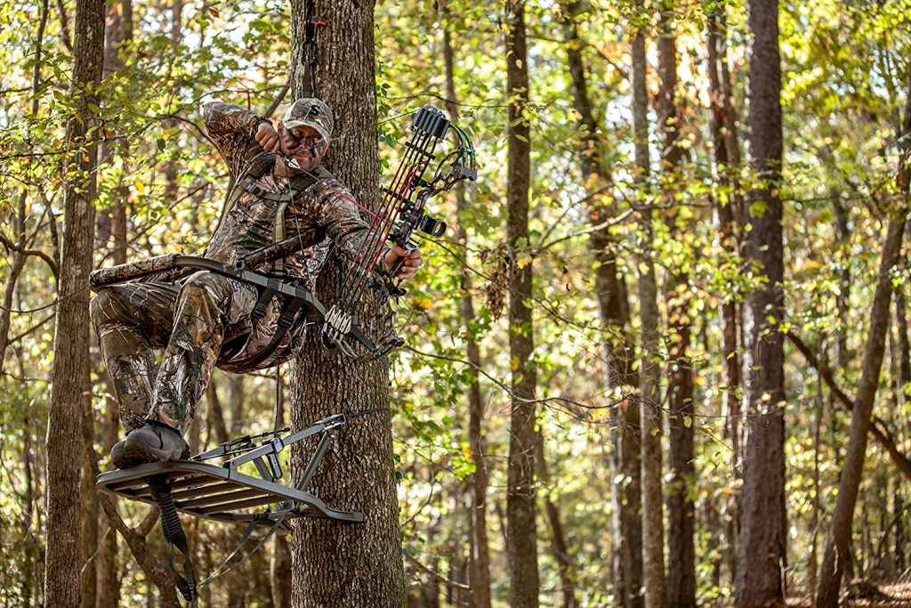 Summit Treestands 81120 Viper SD, Best Treestands For Bow Hunting