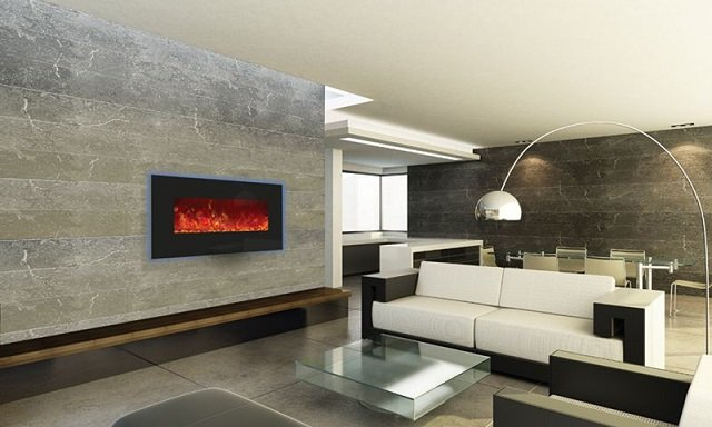 Best Wall Mounted Electric Fireplace