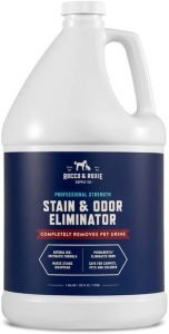 Rocco & Roxie Professional Strength Stain & Odor Eliminator, Best Dog Urine Odor Remover Reviews