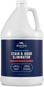 Rocco & Roxie Professional Strength Stain & Odor Eliminator, Best Dog Urine Odor Remover Reviews