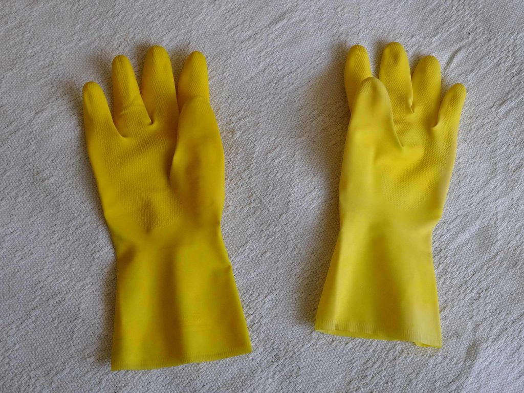 Rubber Gloves​