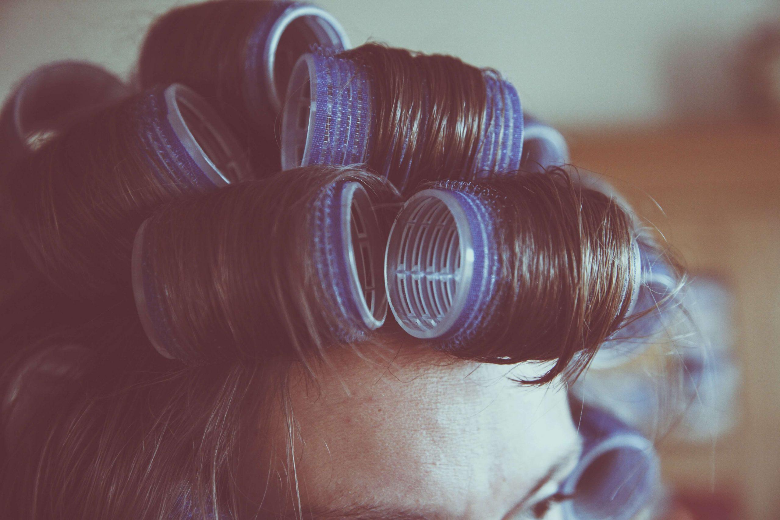 Velcro Hair Curlers