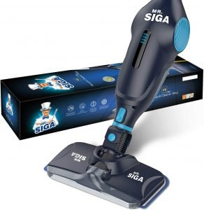 MR.SIGA 3 in 1 Cordless Lightweight Vacuum Cleaner Mop for Hard Floors